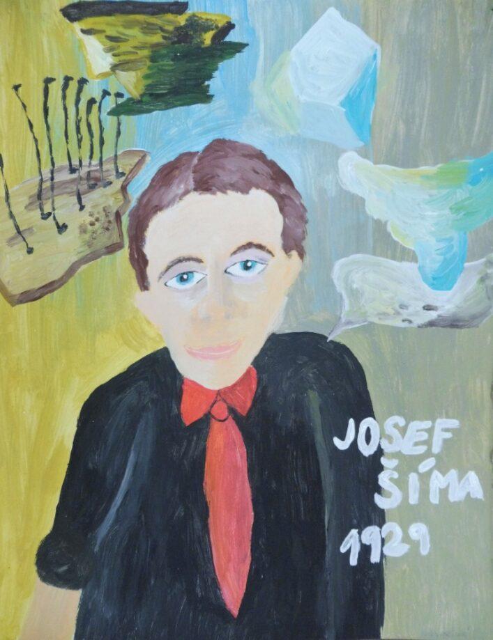 J.Šíma Portrét