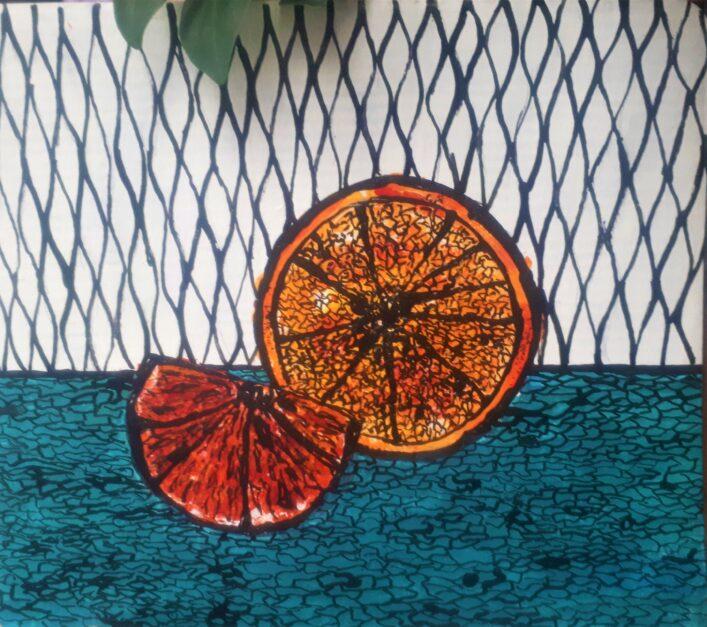 Citrusy Vanda Jičínská