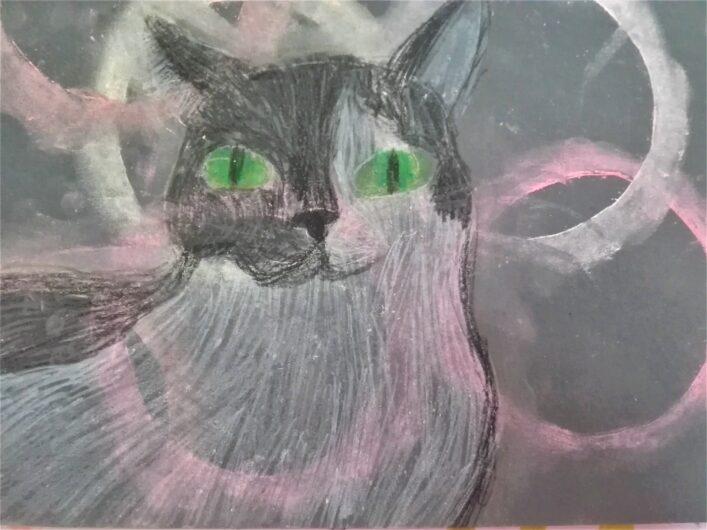 Kočka Lída Kohlerová