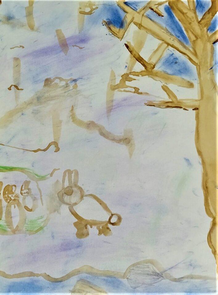 Malujeme Kávou, Bára Weinfurt