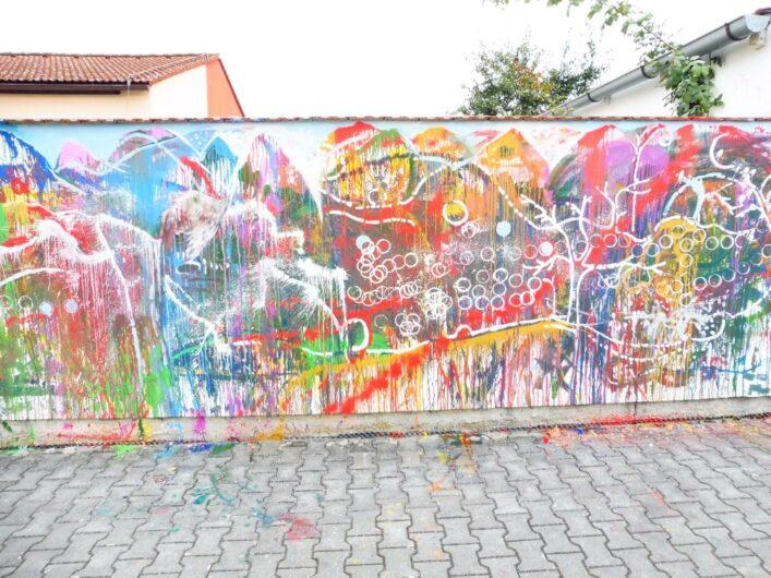 Zeď Akce 26.9.2021 A